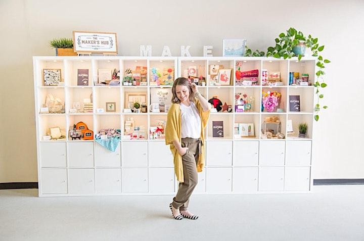 Maker Meet Up - Brand Identity image