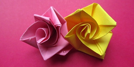 Origami for wellbeing: FREE monthly fold tickets