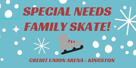 Special Needs Family Skate tickets