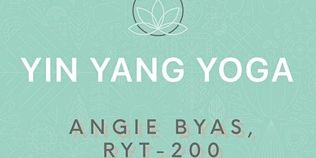 Yin Yang Yoga and Meditation tickets