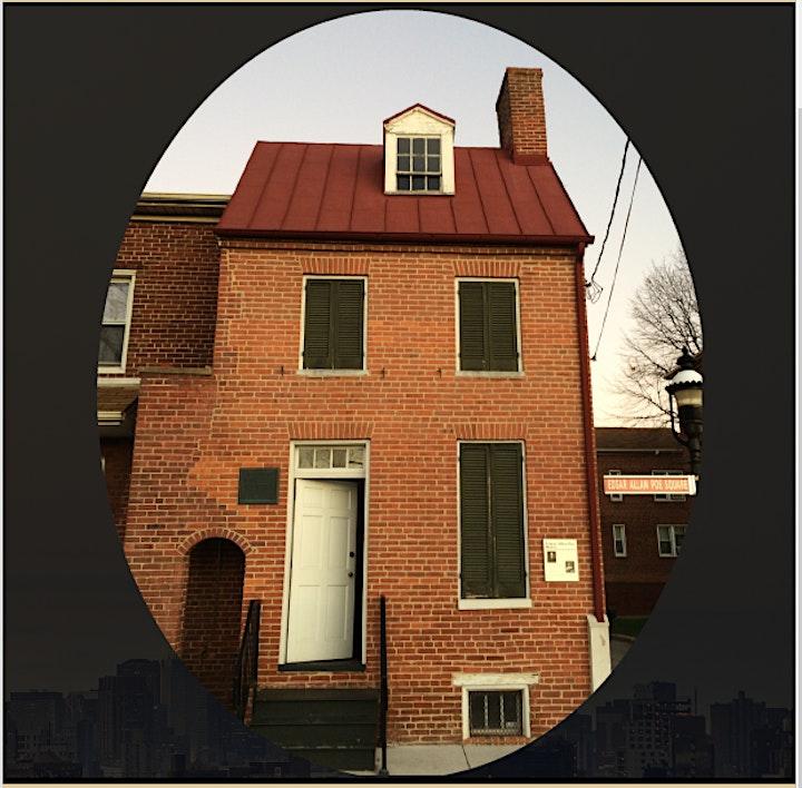 Edgar Allan Poe's Death in Baltimore Virtual Tour image