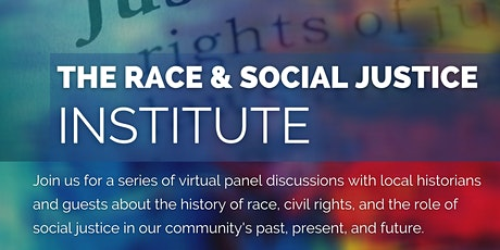 New Hanover County Race and Social Justice Institute tickets
