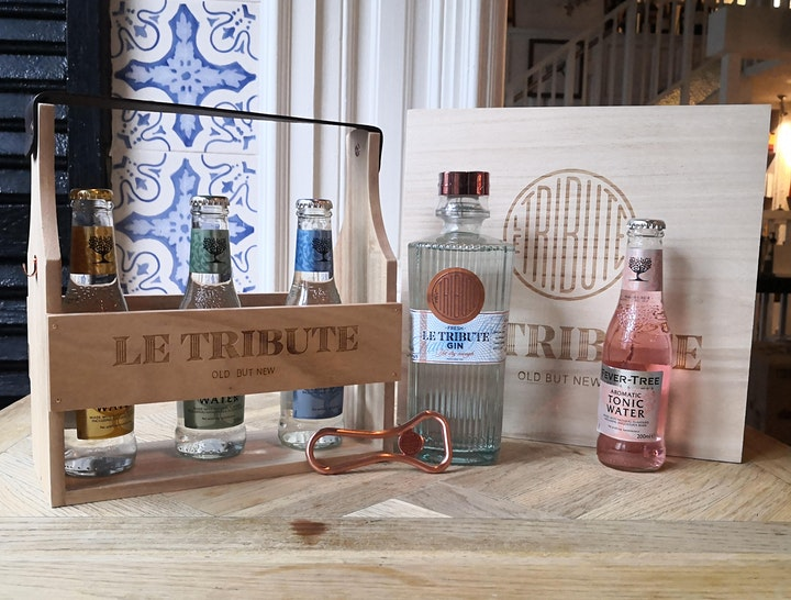 Ginuary at Iberica: Meet the maker - Le Tribute Gin from Catalonia image