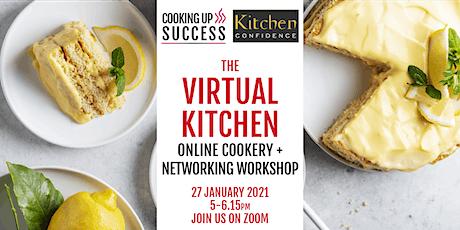 The Virtual Kitchen: Veganuary tickets