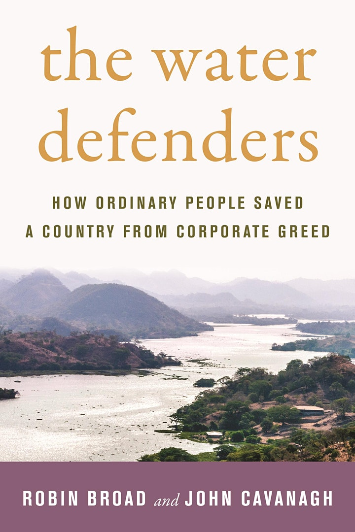 The Water Defenders - An SIS-OR Book Event image