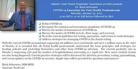 COVID-19 Essentials for Dental Professionals tickets