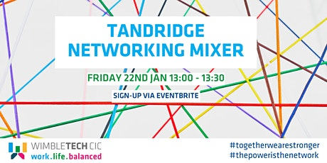 Tandridge Networking Mixer tickets
