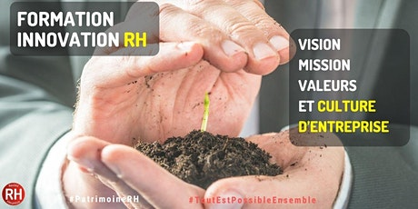 Formation Vision - Mission - Valeurs - Culture d'entreprise billets