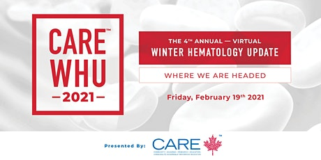 Winter Hematology Update (WHU) 2021 tickets