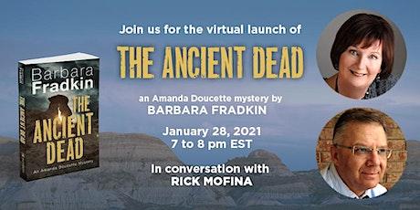 Barbara Fradkin's Virtual Book Launch tickets