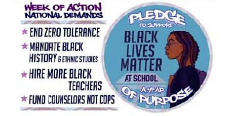 Black Lives Matter at School Annual Event tickets