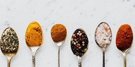 UBS - Wellness Wednesday: Superfood Herbs and Spices tickets