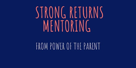 Strong Returns Mentoring - May tickets