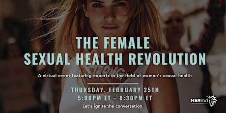 Women's Sexual Health & Wellness Event tickets