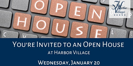 Harbor Village Open House tickets