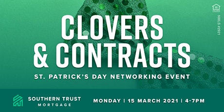Clovers and Contracts St. Patrick's Day Event tickets