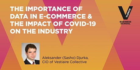 Vlerick Alumni- Webinar: the importance of data in e-commerce tickets