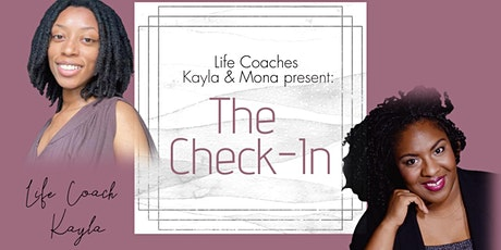 The Check-in with Coach Kayla and Coach Mona biglietti