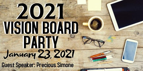 4th Annual Vision Board Experience tickets