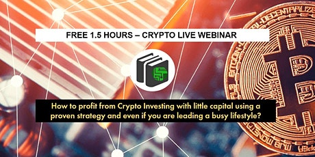 FREE 1.5-Hours Crypto Workshop  To Propel In 2021 tickets