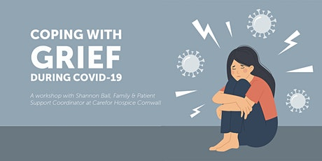 Palliative Care Workshop: Coping with Grief during COVID-19 and its Impact tickets