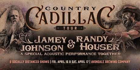 Jamey Johnson & Randy Houser - Country Cadillac Tour tickets