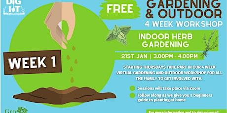 Indoor Herb Gardening for Beginners tickets