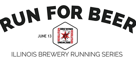 Beer Run - Revolution Brewing - 2021 IL Brewery Running Series tickets