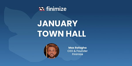 Live Q&A with Finimize CEO & Founder, Max Rofagha tickets
