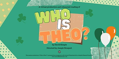 A Virtual Production & Rehearsed Reading of Who is Theo? by David Kimple - tickets