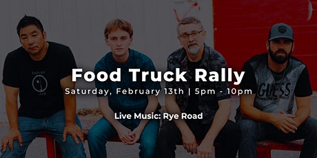 Food Truck Rally & Rye Road Live! tickets