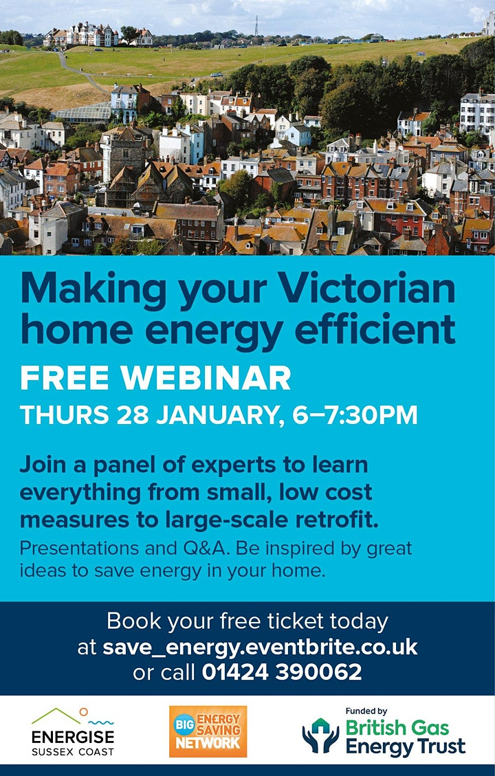 How to make your Victorian Home More Energy Efficient image