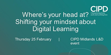 Where's your head at?  Shifting your mindset about Digital Learning tickets
