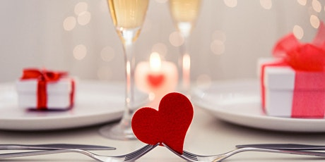 Dinner with Your Valentine tickets