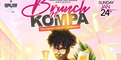 Copy of BRUNCH N' KOMPA tickets