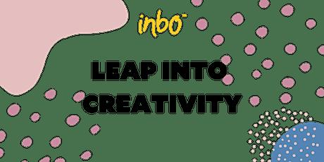 Leap Into Creativity tickets
