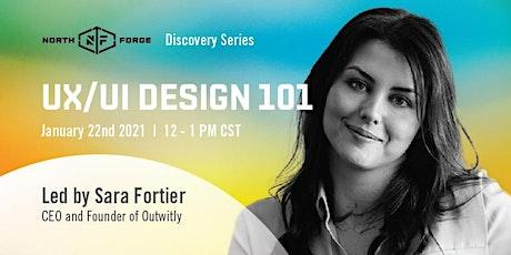 UX/UI Design 101 biglietti
