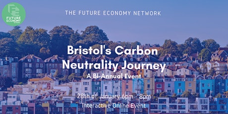 Bristol's Carbon Neutrality Journey tickets