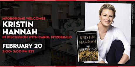 Kristin Hannah: The Four Winds tickets