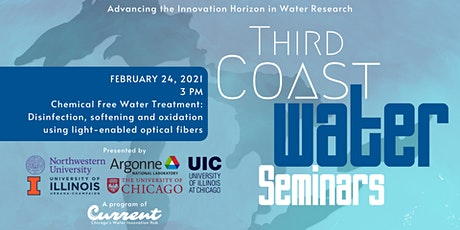Third Coast Water Seminars: Chemical Free Water Treatment tickets