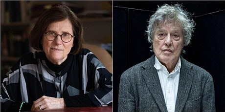 Hermione Lee with Tom Stoppard tickets