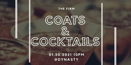 Coats and Cocktails tickets