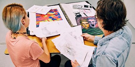 Being a Fine Art Student tickets