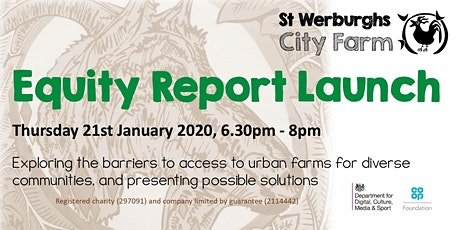 Equity Report Launch tickets