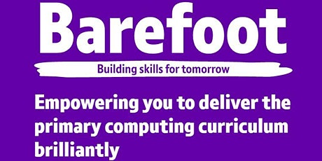 Create, Design, Build and Test with Barefoot - Programming Workshop tickets