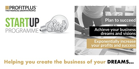ProfitPlus Start-Up Business Planning and Mentoring Programme Webinar tickets