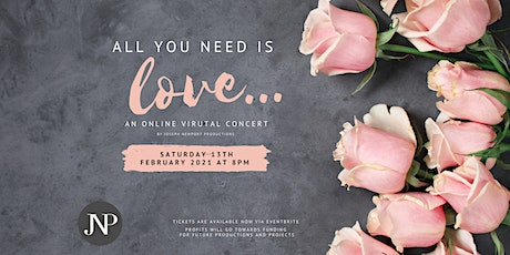 All You Need Is Love Concert tickets