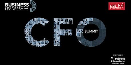 CFO Summit 2021 biglietti