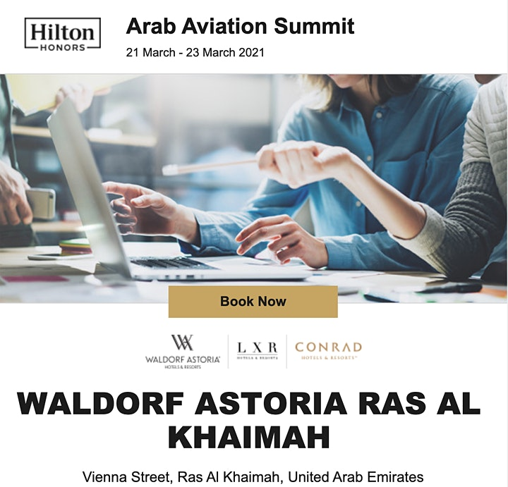 Arab Aviation Summit image
