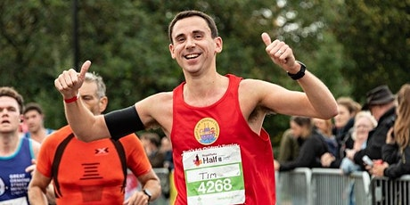 Royal Parks Half Marathon - Oct 2021 tickets